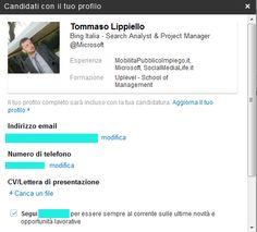 LinkedIn: nuovo design per le Offerte di Lavoro