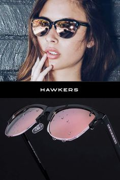 Rose Gold By Hawkers