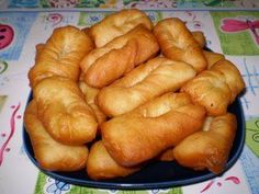 Boortsog » Recipes and Foods from Mongolia