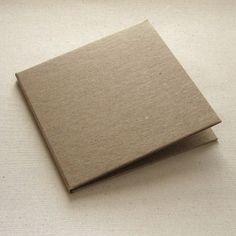 Kraft 10CD cas 2 poche Folio  faveur de mariage par SomersetMarket