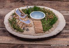 Auch als Geldgeschenk wunderbar geeignet - Mini Gardening Also suitable as a gift of money - Mini Ga