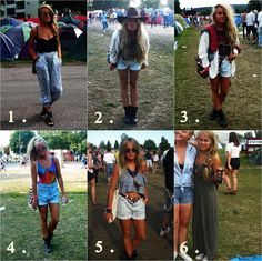 Festival outfits /angelica blick blog