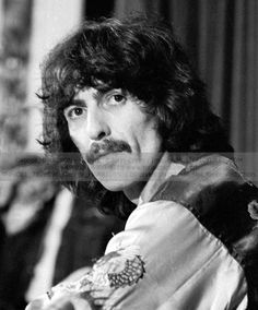 Oct. 23, 1974: George Harrison holds a press conference at the Beverly Wilshire Hotel to promote his Dark Horse North American Tour.