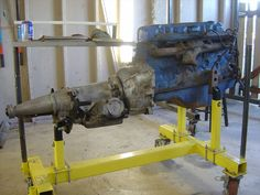 Engine Test stand plans - Google Search