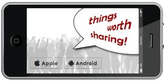 Apps Worth Sharing #thingsworthsharing
