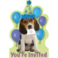 Party Pups Party Supplies - Party Pups Birthday - Party City