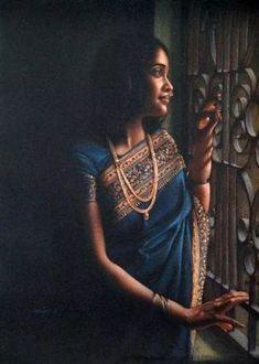 shashikant dhotre paintings - Google Search
