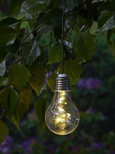 Hanging Solar Lamp