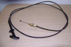 1974 1975 1976 CADILLAC Hood Release Cable Eldorado DeVille Fleetwood + 77 78 E