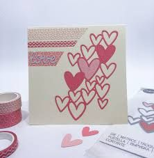 sizzix thinlits die - scattered hearts - Google Search Hearts, Google Search