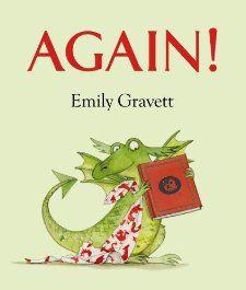 """""""Again!"""" by Emily Gravett"""