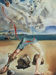 The art of Salvador Dali