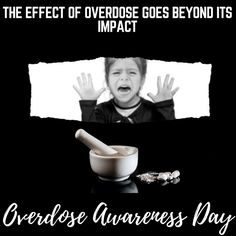 Join us for International Overdose Awareness Day as we commemorate those who've lost their lives to overdose and to support the families whose lives have been affected by drug abuse. Prescriptions play a considerable role in the current drug crisis. The acclaimed documentaries American Addict are very informative and shed light on the dangers of misusing modern medicines. Together we can combat the harmful effects of substance dependence and help those suffering reform to healthier living.