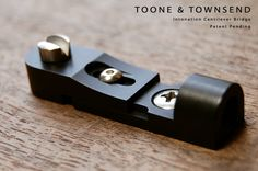 Toone and Townsend Bass Bridge - Patent Pending