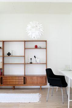 50-luku Decor, Living Room, Furniture, House, Interior, Home Decor Decals, Home, 50s Furniture, Room Divider