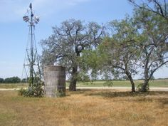 Floresville, Texas  Some of the best Live Oak's ever.  A tomboy's playground.