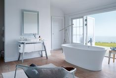Cape cod console by Duravit