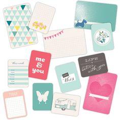 """""""Dear Lizzie"""" add-on kit (Project Life)"""