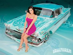 1958 Chevrolet Impala - Chris Roark - Lowrider Magazine