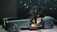 The Rolls-Royce Vision 100 concept is completely, irredeemably ridiculous