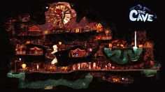 The Cave carnival