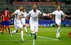 Real Madrid Campeón de Champions Lueague