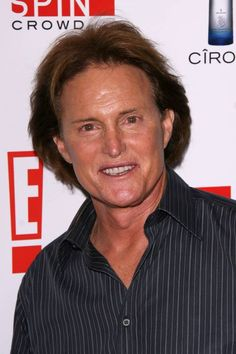 Bruce Jenner ...... too much of the ole plastic surgery.  You were fine before, but screwed it up. Did your wife make you do it?
