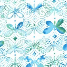 Flight Patterns Fabric Collection from Tamera Kate
