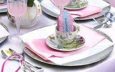 Great Ideas For A Little Girls Tea Party — Celebrations at Home