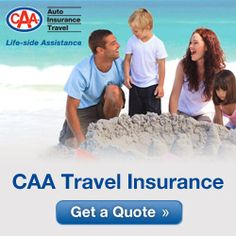 Protect Yourself From Accidents and Illness with Travel Insurance From CAA