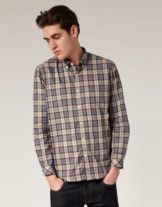 Barbour Stanhope Slim Fit Check Shirt