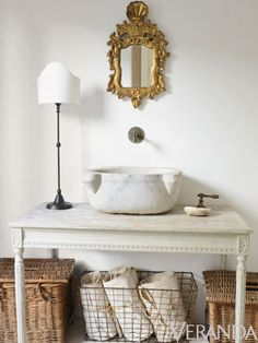 Bathroom Decorating Inspiration: Veranda's Most Memorable Spaces - Giannetti Home Veranda.com