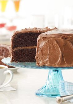 Most-Requested Chocolate Cake – Remarkably moist. Intensely chocolatey. A tried-and-true gem of a cake that has been beloved for generations. Serve it and see why.