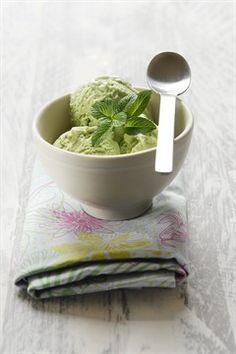 Helado de Menta / Mint Ice Cream