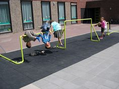 Giant Outdoor Games DIY | Outdoor Games and Activities