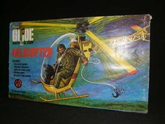 GI Joe Helicopter