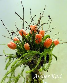 Atelier Kari naturdekorasjoner og kranser Decorations, Nature, Plants, Atelier, Naturaleza, Dekoration, Plant, Ornaments, Nature Illustration