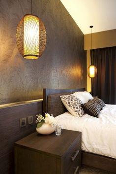 asian bedroom by S.I.D.Ltd