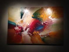 PRIMAVERA, painting by Dan Bunea - Living abstract paintings, 80x120x4cm. ,https://www.facebook.com/dan.bunea.art/photos/a.378201232198316.97449.178999355451839/800058126679289/?type=1&theater