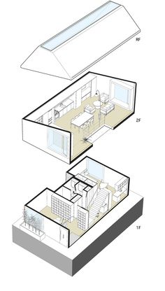 Low hoUSe - on2 Architects 建築設計事務所
