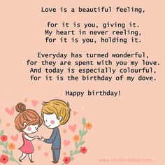 happy birthday poems for him cute poetry for boyfriend or husband best free home design idea inspiration