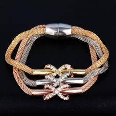 3 for 1 crystal alloy bracelet series – TheGearGap