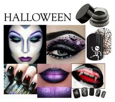 """Halloween"" by yoli62 ❤ liked on Polyvore featuring beauty"