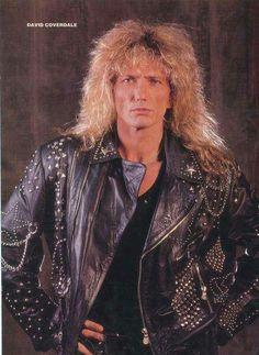 David Coverdale - Deep Purple, Whitesnake
