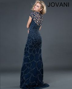 Jovani Formal Dress 74439 - Evening Dresses