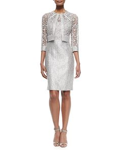 Silver or Gray Mother of the Bride Dresses   Dress for the Wedding