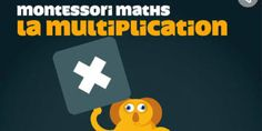 Application Montessori Maths: Multiplication - App-Enfant.fr