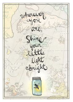 shine your little light bright
