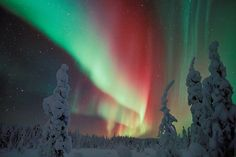 Visit Finland's photostream of The Northern Lights