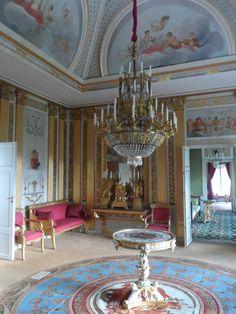 Rosendal Palace (hidden palace in Djurgarden) - Stockholm, Sweden